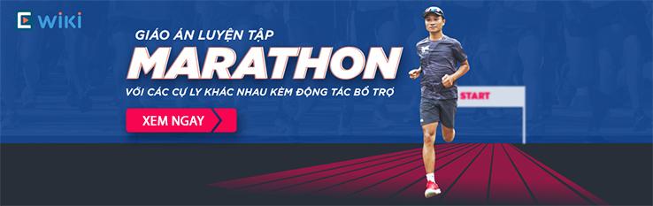 khóa học hướng dẫn chạy chạy marathon cho người mới