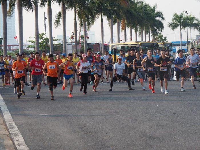 nhom chay bo Da Nang Runners