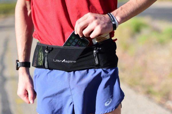belt chay bo Ultraspire Fitted Race Belt