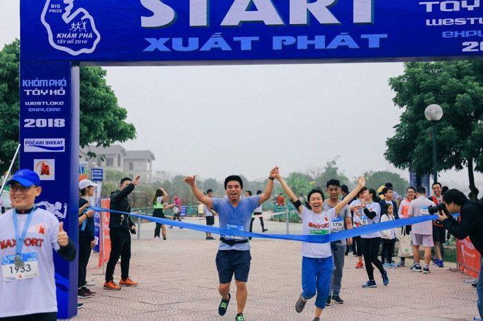 giai chay bo tay ho half marathon 2020