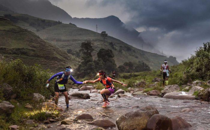 giai chay bo vietnam mountain marathon