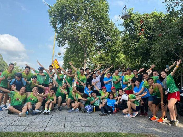 nhom chay bo mekong delta runner mdrs